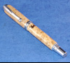 box elder burl pen